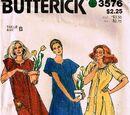 Butterick 3576