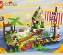 6281 Pirates Perilous Pitfall