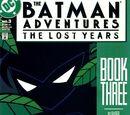 Batman Adventures: The Lost Years Vol 1 3