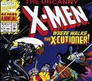 Uncanny X-Men Annual Vol 1 1993