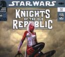 Star Wars Knights of the Old Republic Vol 1 45