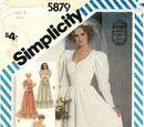 Simplicity 5879 A