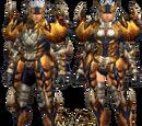 Tigrex Armor (Blade)