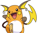 Pokémon de tipo eléctrico