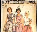 Butterick 3963 A