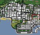 Locations in GTA San Andreas