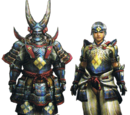Jhen Mohran Armor (Blade)