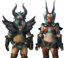 Dober Armor (Blademaster) (MH3)