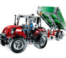 8063 Tractor with Trailer