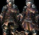 Great Jaggi Armor (Blademaster) (MH3)