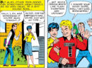 Peter Parker, Eugene Thompson and Sally Avril (Earth-616) from Amazing Fantasy Vol 1 15 0001.jpg