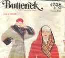 Butterick 4538