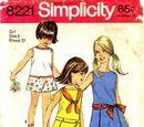 Simplicity 8221