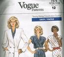Vogue 7476