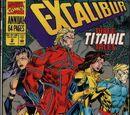 Excalibur Annual Vol 1 2