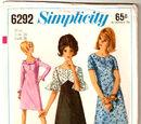 Simplicity 6292 A
