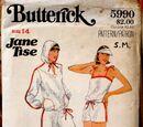 Butterick 5990 C