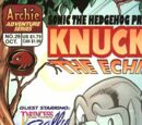 Archie Knuckles the Echidna Issue 29