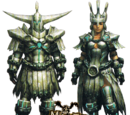 Ceadeus+ Armor (Blade)