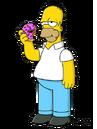 Homer eating donut.png
