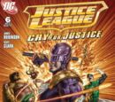 Justice League: Cry for Justice Vol 1 6