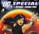 DC Special: Return of Donna Troy/Covers