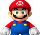 New Super Mario Bros. Omega/List of Power-Up Forms