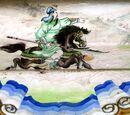 Guan Yu escapes Cao Cao through 5 passes