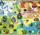 Lugares de The Legend of Zelda: Spirit Tracks