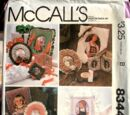 McCall's 8344 A