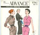Advance 8263