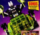 6741 Blacktron Super Vehicle