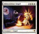 Admonition Angel