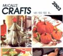 McCall's 2003 A