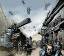 Assault on Landown