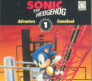 Sonic the Hedgehog Adventure Gamebooks (Fantail)