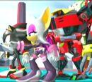 Sonic Heroes screenshots
