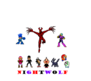 Nightwolf (series)