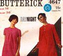 Butterick 4647