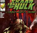 Skaar: Son of Hulk Presents - Savage World of Sakaar Vol 1