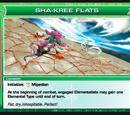 Sha-Kree Flats