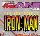 Iron Man & Captain America Annual Vol 1 1998
