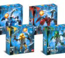 K8929 Matoran of Mahri Nui Collection