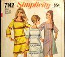 Simplicity 7142 A