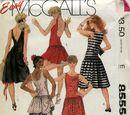 McCall's 8555
