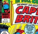 Captain Britain Vol 1 22/Images