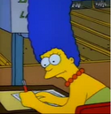 Marge writing.png