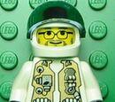 Life on Mars minifigures