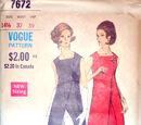 Vogue 7672
