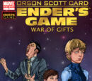Ender's Game: War of Gifts Vol 1 1